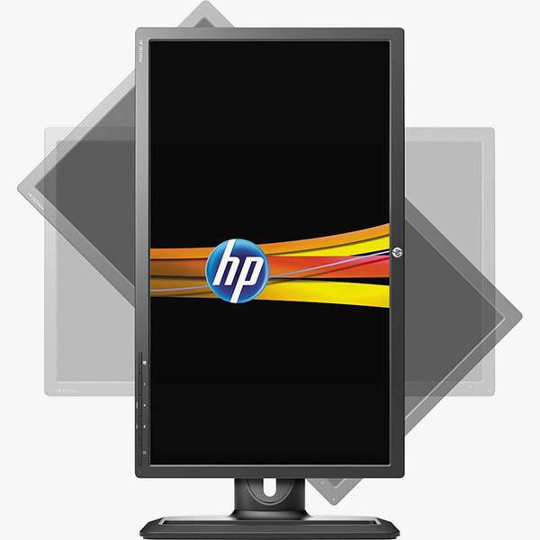 Монитор б/у 24″ HP ZR2440w, IPS, WLED, Full HD+, Отличное состояние