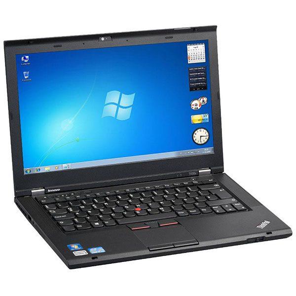 Ноутбук б/у 14,1″ Lenovo ThinkPad T430s / Core i7 3520M / NVS / 4Gb ОЗУ DDR3 / 320Gb HDD / камера