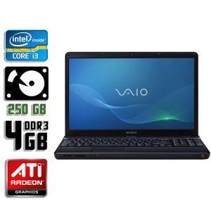 Ноутбук б/у Sony VAIO VPCEB с диагональю 15,6″
