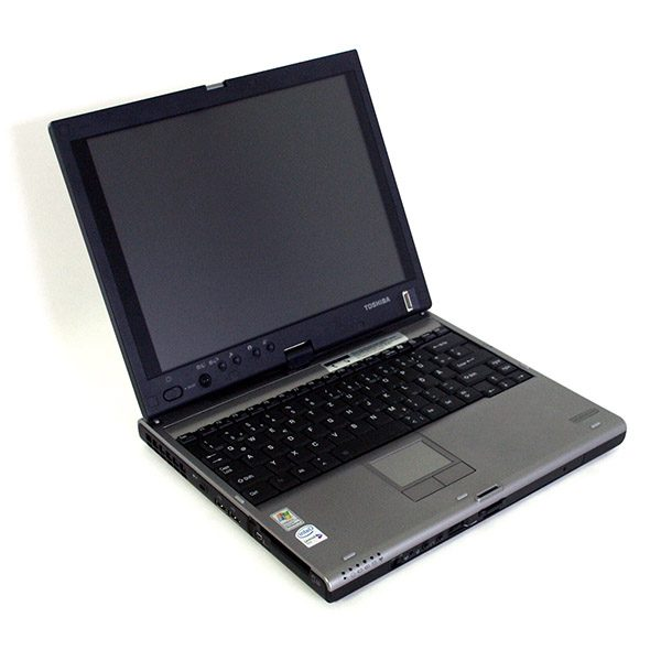 Ноутбук б/у 12,1″ Toshiba Portege M400 2-ядерный/2Gb ОЗУ/120Gb HDD