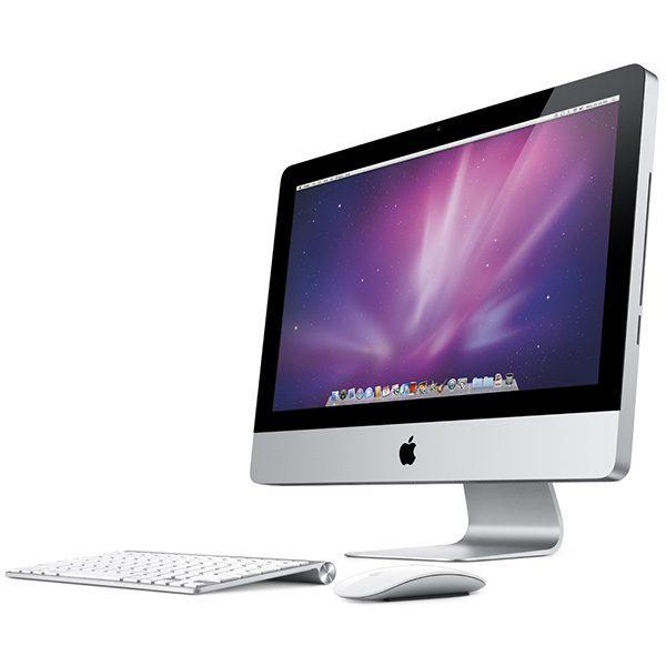 "Моноблок б/у 21,5″ Apple iMac 21.5"" - 2 ядерный/4Gb ОЗУ DDR3/SSD 128Gb/камера"