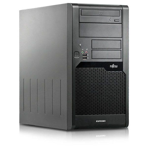 Компьютер б/у Fujitsu Esprimo P5731 4-ядерный/4Gb ОЗУ DDR3/160Gb HDD