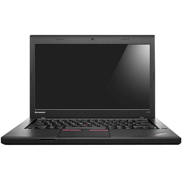 Ноутбук б/у 14,1″ Lenovo L450 - Core i5 4300U / 4Gb ОЗУ DDR3 / 120Gb SSD / камера