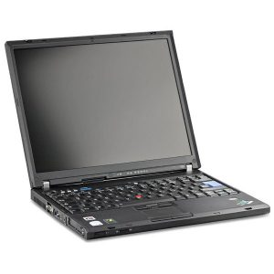 Ноутбук б/у Lenovo ThinkPad T60 с диагональю 14″