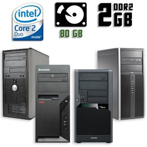 Компьютер б/у Fujitsu, Dell, HP, LEnovo
