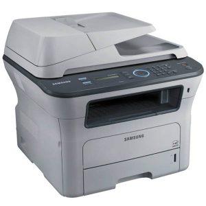 Лазерный МФУ б/у Samsung SCX 4824FN