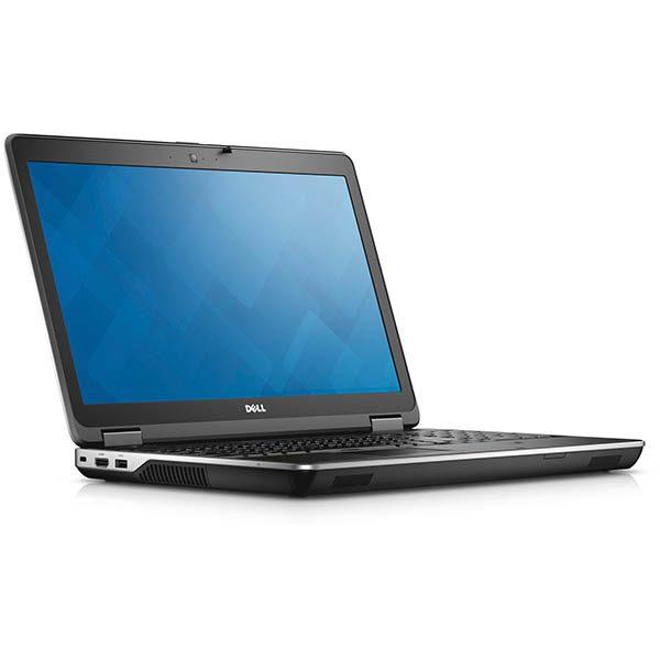 Ноутбук б/у 15,6″ Dell latitude E6540 - Core i5 4310M / 8Gb ОЗУ DDR3 / 240Gb SSD / камера