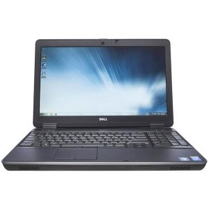 Ноутбук б/у Dell latitude E6540 с диагональю 15,6″