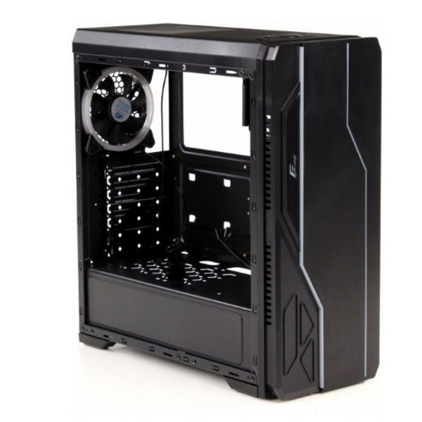 Игровой компьютер Frime Redline Red - Ryzen 7 2700X/GTX 1070/16Gb ОЗУ DDR4/HDD 1Tb + SSD