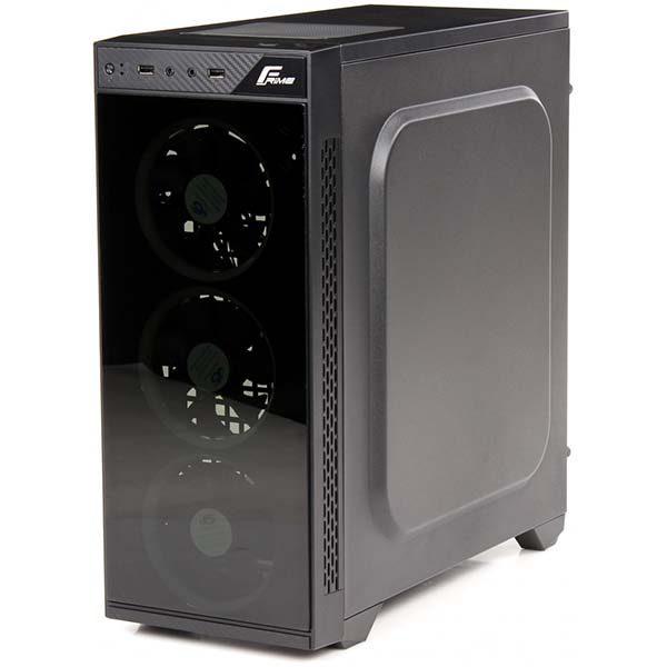 Игровой компьютер Frime Sakaar Green - Ryzen 5 1500x/GTX 1060/16Gb ОЗУ DDR4/HDD 1Tb + SSD