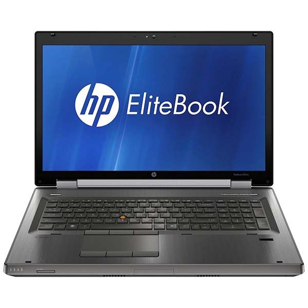 Ноутбук б/у 17,3″ HP EliteBook 8760W/Core i7 2670QM/8Gb ОЗУ DDR3/120Gb SSD/500Gb HDD/камера