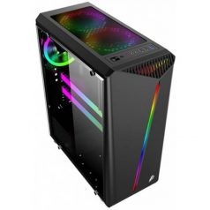 Игровой компьютер 1stPlayer Rainbow Color LED - Ryzen 3 1200X / GTX 1060 / 16Gb ОЗУ DDR4 / HDD+SSD