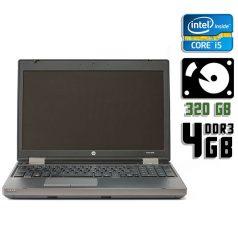 Ноутбук б/у 15,6″ HP Probook 6570b - Core i5 3230 / 4Gb ОЗУ DDR3 / 320Gb HDD / Камера
