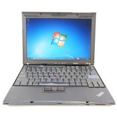 Ноутбук б/у 12,1″ Lenovo ThinkPad X200 - 2 ядерный / 4Gb ОЗУ DDR3 / 64Gb SSD / камера