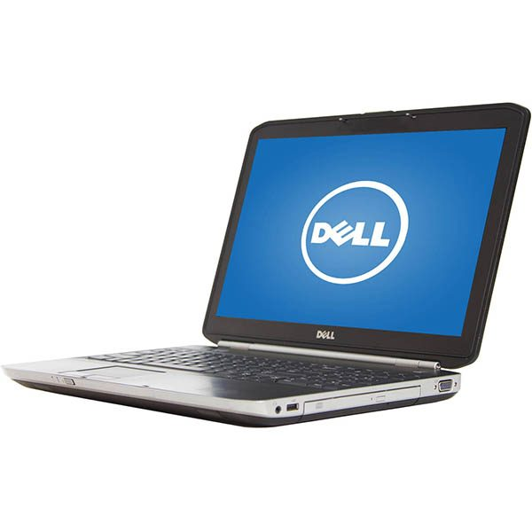 Ноутбук б/у 15,6″ Dell Latitude E5520 - Core i5 2430M / 4Gb ОЗУ DDR3 / 120Gb SSD / камера