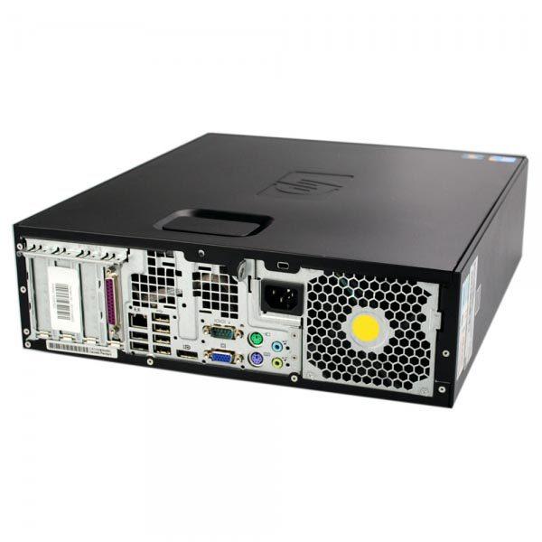 Компьютер б/у HP Compaq 6300 Elite SFF / 2-ядерный / 4Gb ОЗУ DDR3 / 250Gb HDD