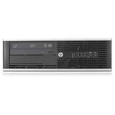 Компьютер б/у HP Compaq 8200 Elite SFF / 2-ядерный / 4Gb ОЗУ DDR3 / 250Gb HDD