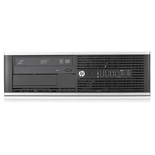 Компьютер б/у HP Compaq 8200 Elite SFF / Core i5 2400 / 4Gb ОЗУ DDR3 / 500Gb HDD