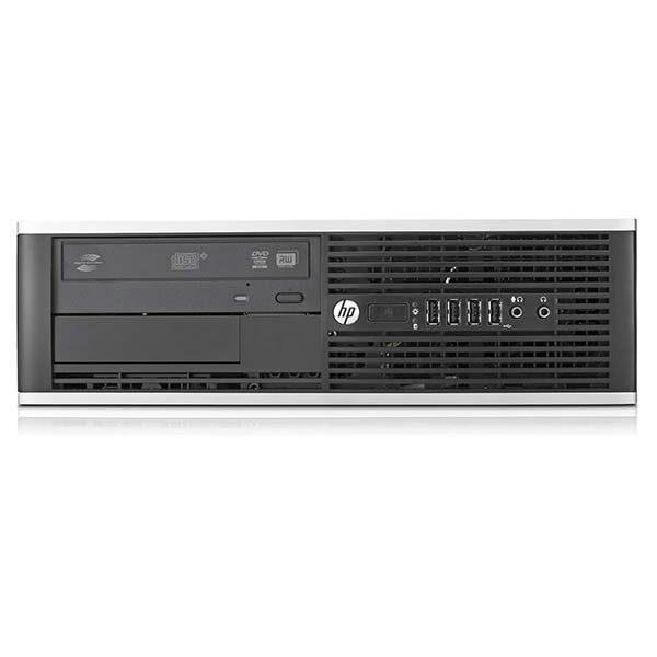 Компьютер б/у HP Compaq 8200 Elite SFF / Core i5 2500 / 4Gb ОЗУ DDR3 / 120Gb SSD