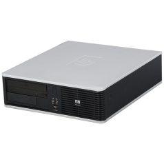 Компьютер б/у HP Compaq DC7900 SFF / 2-ядерный / 4Gb ОЗУ / 120Gb SSD / 250Gb HDD