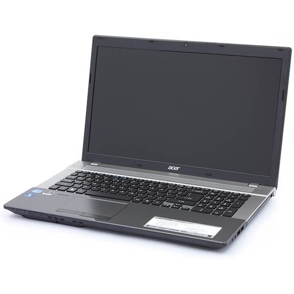 Ноутбук б/у 17,3″ Acer V3-771G - Core i7 3610QM / GeForce GT710 / 8Gb ОЗУ DDR3 / 500Gb HDD / камера