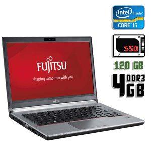 """Ноутбук б/у Fujitsu LifeBook E744 с диагональю 14.1"""""""