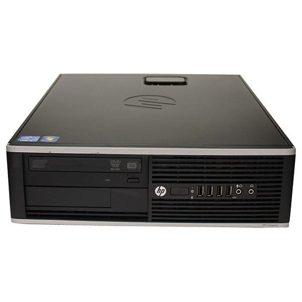 Компьютер б/у HP Compaq 6200 Elite SFF / 2-ядерный / 2Gb ОЗУ DDR3 / 500Gb HDD