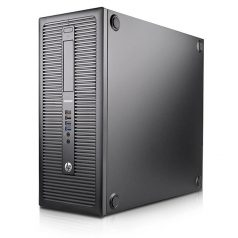 Компьютер б/у HP EliteDesk 800 G1 - Core i5 4590 / 8Gb ОЗУ DDR3 / 120Gb SSD / 500Gb HDD