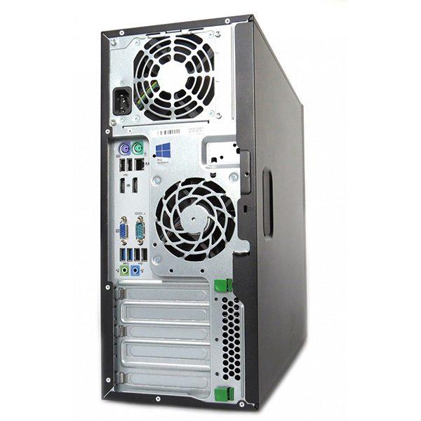 Компьютер б/у HP EliteDesk 800 G1 - Core i5 4590 / 4Gb ОЗУ DDR3 / 500Gb HDD
