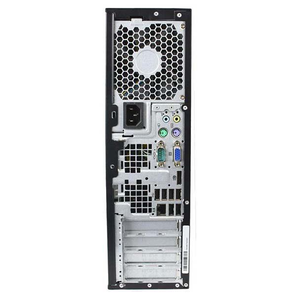 Компьютер б/у HP Compaq 6200 Pro SFF / Core i5 2400 / 8Gb ОЗУ DDR3 / 120Gb SSD