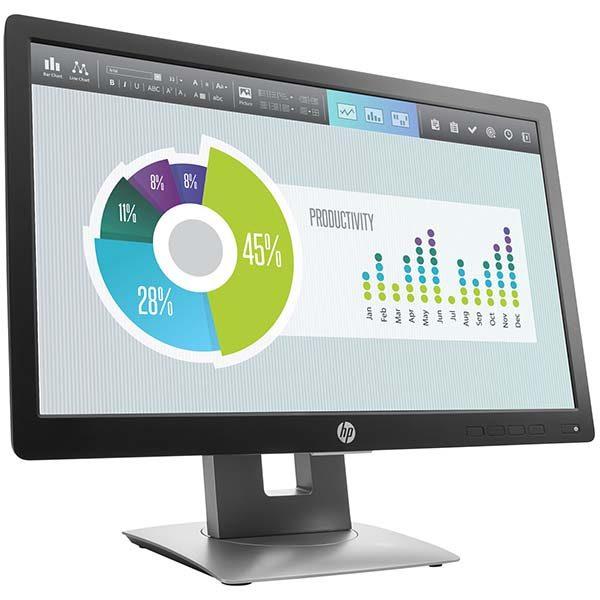 Монитор б/у 20″ HP EliteDisplay E202, IPS, WLED, Отличное состояние