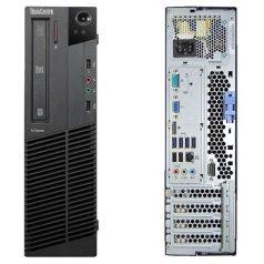 Компьютер б/у Lenovo ThinkCentre M82 SFF / Pentium G620 / 4Gb ОЗУ DDR3 / 120Gb SSD