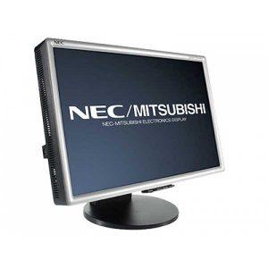 """Монитор б/у NEC MultiSync 2470WNX с экраном 24"""""""