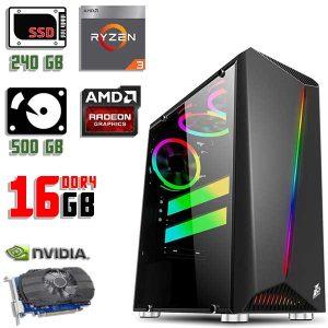 Новый компьютер 1stPlayer Rainbow Color LED