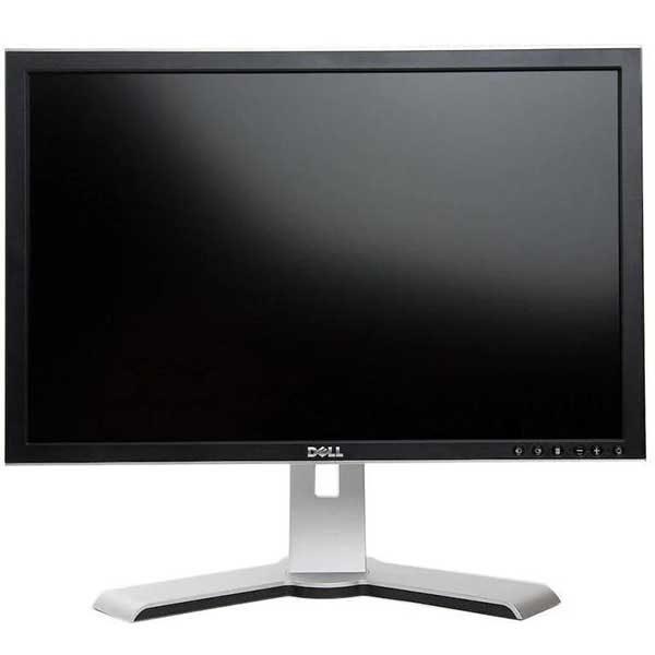 Монитор б/у 24″ Dell 2408WFPb, Full HD+, PVA, Хорошее состояние
