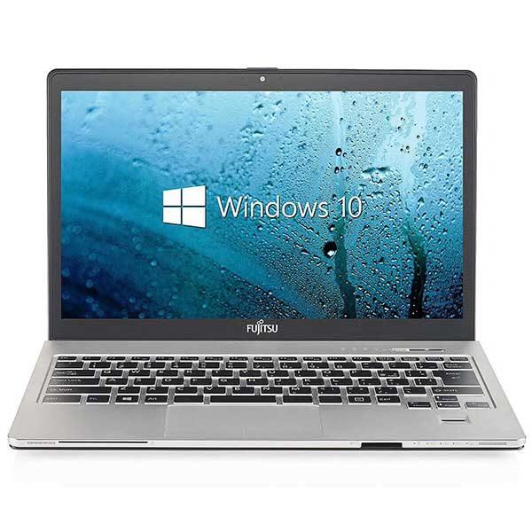 Ноутбук б/у 13,3″ Fujitsu Lifebook S935 - Core i5 5200U / 8Gb ОЗУ DDR3 / 500Gb HDD / камера