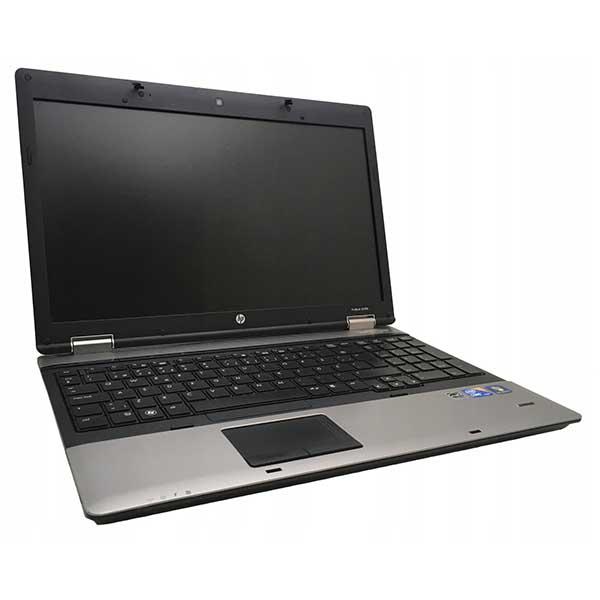 Ноутбук б/у 15,6″ HP Probook 6540b - Core i3 1Gen / 4Gb ОЗУ DDR3 / HDD 320Gb / камера