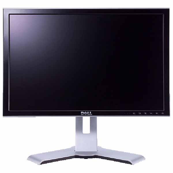 Монитор б/у 20″ Dell 2007WFP, VGA, DVI, Отличное состояние