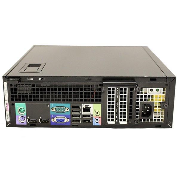 Компьютер б/у Dell OptiPlex 9020 SFF - Core i3 4130 / 4Gb ОЗУ DDR3 / 500Gb HDD