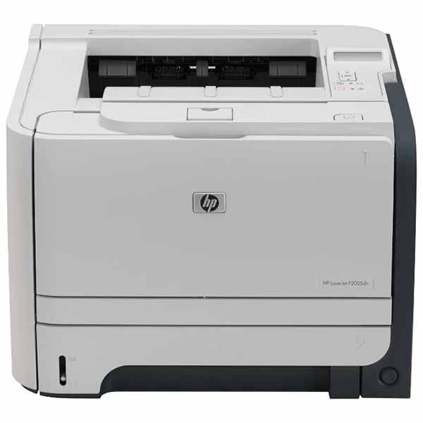 Принтер лазерный черно-белый б/у HP LaserJet P2055d