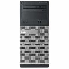 Игровой компьютер б/у Dell Optiplex 7020 - Core i5 4670 / GT 710 / 8Gb ОЗУ DDR3 / SSD+HDD
