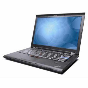 Ноутбук б/у Lenovo ThinkPad T400 с диагональю 14″