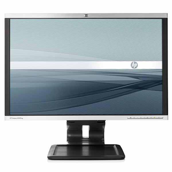 Монитор б/у 24″ HP LA2405x, Full HD+, LED, состояние отличное