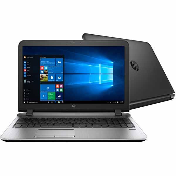 Ноутбук б/у 15,6″ HP Probook 450 G3 - Core i3 6Gen / 4Gb ОЗУ DDR3 / HDD 320Gb / камера