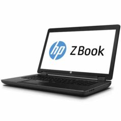 Ноутбук б/у 14,1″ HP Zbook 14 G1 - Core i7 4600U / AMD Radeon HD 8750M / 8Gb ОЗУ DDR3 / SSD 120Gb / камера