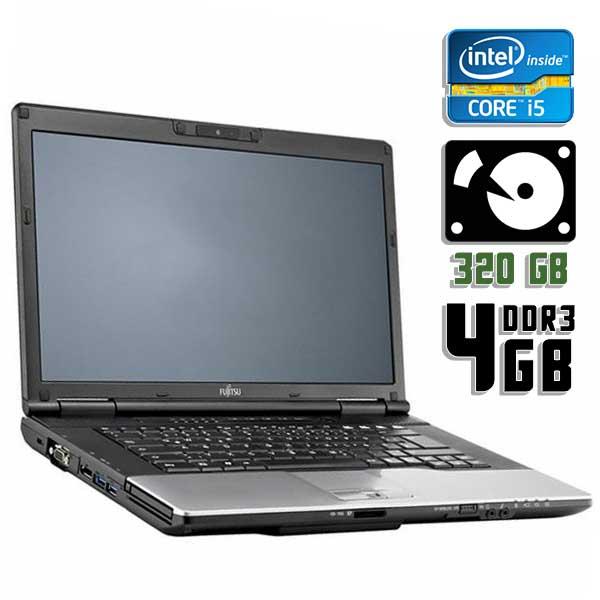 Ноутбук б/у 14″ Fujitsu Lifebook S782 - Core i5 3210M / 4Gb ОЗУ DDR3 / HDD 320Gb