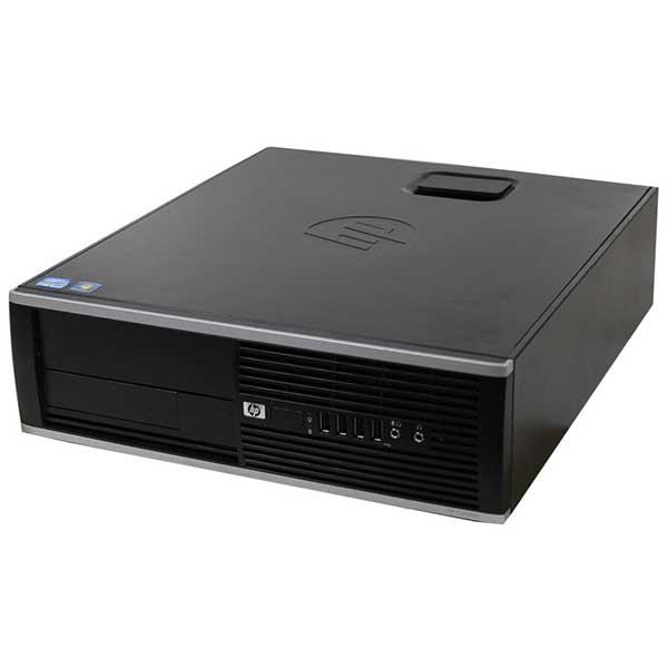 Компьютер б/у HP Compaq 8100 Elite SFF / Core i3 560 / 4Gb ОЗУ DDR3 / 250Gb HDD