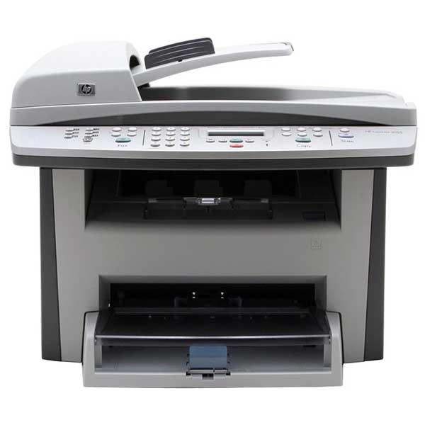 Лазерный черно-белый МФУ б/у HP LaserJet 3055
