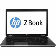 Ноутбук б/у 15,6″ HP ZBook 15 G1 - Core i7 4700MQ / NVidia / 8Gb ОЗУ DDR3 / 240Gb SSD / камера