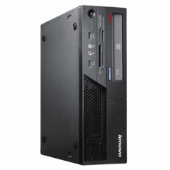Компьютер б/у Lenovo ThinkCentre M58P SFF / 2-ядерный / 4Gb ОЗУ DDR3 / 120Gb SSD